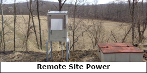Remote Site Power
