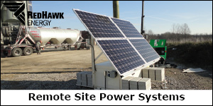 Remote Site Power Systems