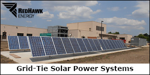 Grid-Tie Solar Power Systems