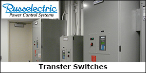 Russelectric Transfer Switches