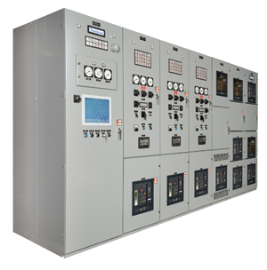 Russelectric Generator Control Switchgear