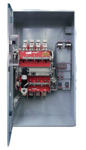 Russelectric 30-Cycle Manual Transfer Switches